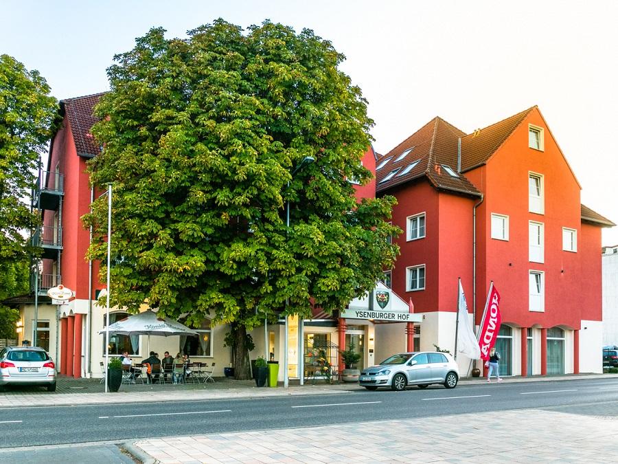 Ysenburger Hof Hotel